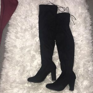 NWOT Chinese Laundry Over-the-Knee Boots